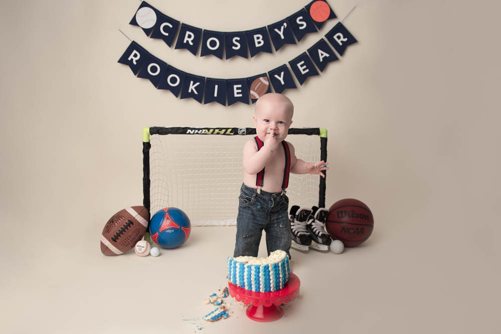 columbus baby photographer