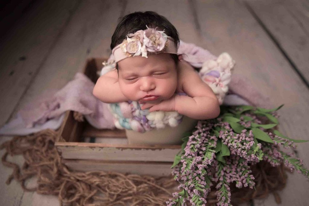 Newborn Portraits in Columbus Ohio 45